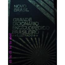 Grande Dicionário Enciclopédico Brasileiro Ilustrado - 9 Vol