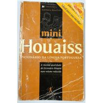 Oaa 06k Livro Minidicionario Portuguesa Antonio Houaiss 2001