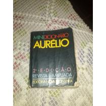 Mini Dicionário Aurélio 2ª Edição
