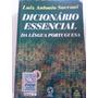 Luiz Antonio Sacconi Dicionario Essencial Da Lingua Portugue