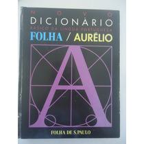 Novo Dicionário Básico Da Língua Portuguesa Folha Aurélio -