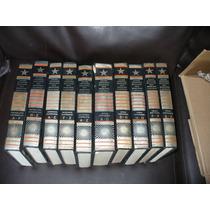 10 Livros Dicionario Enciclopédico Brasileiro Ilustrado