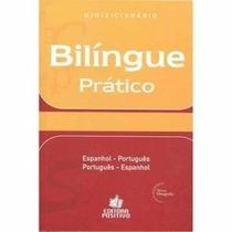 Minidicionário Bílingue Prático Espanhol - Editora Positivo
