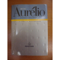 Mini Dicionário Aurélio Língua Portuguesa - Livro Revista