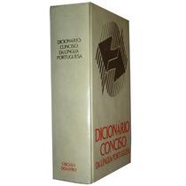 Dicionario Conciso Da Lingua Portuguesa Antonio Nogue Livro-