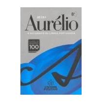 Mini Dicionário Aurélio Língua Portuguesa C/cd-rom