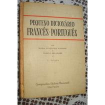 Pequeno Dicionário Francês Português Maria Junqueira Schmidt