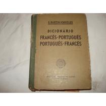 Dicionario Frances /portugues- Bem Antigo