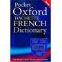 Dicionário Pocket Oxford Hachette French Dictionary
