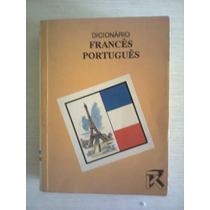 Dicionário Francês Português De Bolso Papel Jornal - 1990