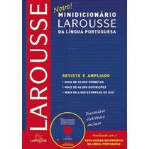 Dicionário Português C/cd Rom Larousse