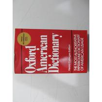 Livro Em Inglês - Oxford American Dictionary