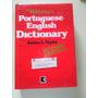 Livro Dicionário Portuguese English James Taylor Dictionary