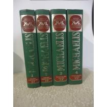 Michaelis, 4 Volumes, Inglês-português E Português-inglês