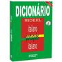 Dicionário Rideel Italiano-português-italiano