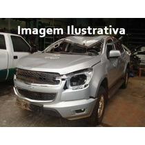 Cardan Tração Dianteira S10 2013 2.8 4x4 Diesel Ref:6411