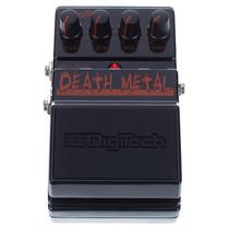 Digitech Death Metal Distortion Drive Pedal Distorção