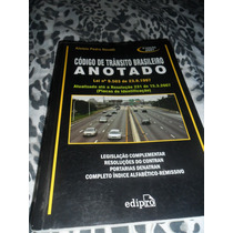Código De Trânsito Brasileiro Anotado Aloísio Pedro Novelli