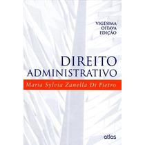 Direito Administrativo - 28ª Ed. 2015 Pietro, Maria Sylvia Z