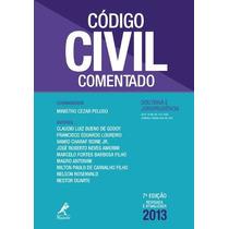 Código Civil Comentado 2013 - Min. Cezar Peluso + Brinde Cdc