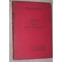 Raro Teoria Geral Do Processo Almachio Diniz 1917