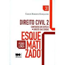 Direito Civil Esquematizado 2. 3ª Ed. 2015 Gonçalves,carlos