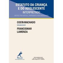 Estatuto Da Criança E Do Adolescente Interpretado