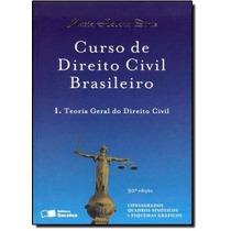 Livro Curso De Direito Civil Brasileiro - Maria Helena Diniz