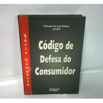 Livro Código De Defesa Do Consumidor - Usado Ótimo Estado