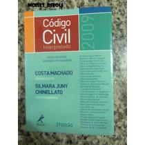 Código Civil Interpretado Costa Machado 2ª Edição B1