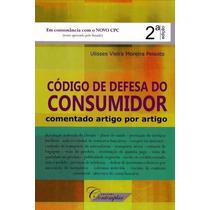 Código De Defesa Do Consumidor Comentado - Artigo Por Artigo