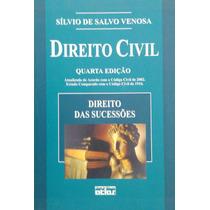 Direito Civil - Direitos Das Sucessões - Sílvio Salvo Venosa