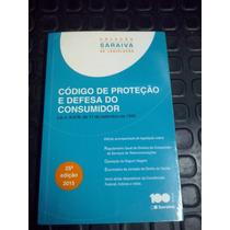 Livro Código De Defesa Do Consumidor 2015 Atualizado!