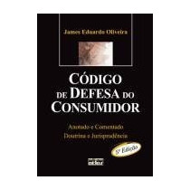 Livro: Código De Defesa Do Consumidor 3a. Edição