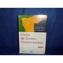 Livro Curso De Direito Constitucional Gilmar Mendes 2008