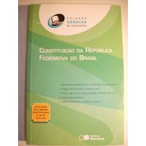 Constituição Federal Editora Saraiva 43ª Edição 2009 Jurídic