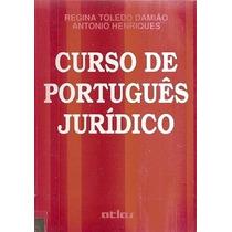 Livro: Curso De Português Juridico