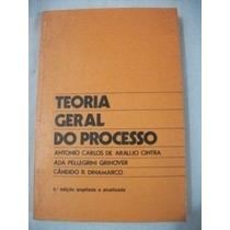 Teoria Geral Do Processo - Antonio Carlos De Araujo Citnra