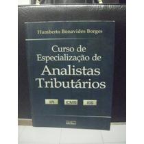 Curso De Especialização De Analistas Tributários