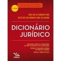 Mini Dicionário Jurídico 5° Edição 2016