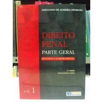 Livro - Direito Penal - Parte Geral - Fernando De Almeida