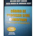 Livro Código De Processo Civil Comentado E Legislação Extrav