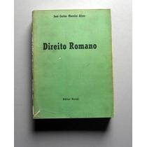 Direito Romano - José Carlos Moreira Alves