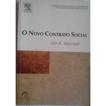 Ian R Macneil O Novo Contrato Social Elsevier Campus Juridic