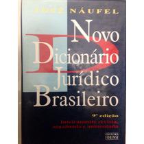 Dicionário Jurídico José Naufel