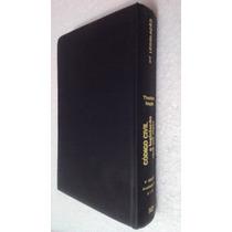 Livro Codigo Civil - Atualizado Até 1990 - Theotonio Negrao