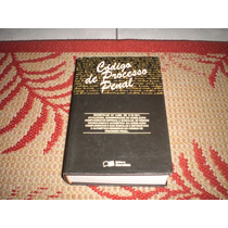 Código De Processo Penal - Editora Saraiva - 37ª Ed - 1997
