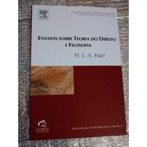 Ensaios Sobre Teoria Do Direito E Filosofia H. L. A. Hart