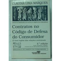 Contratos No Código De Defesa Do Consumidor Claudia Marques