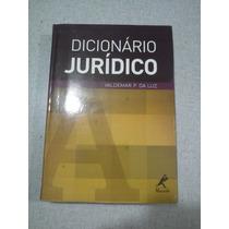 Dicionário Jurídico - Valdemar P. Da Luz